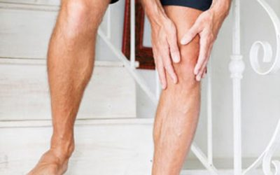 Our mobile physiotherapist have been finding a link between knee pain and waist line