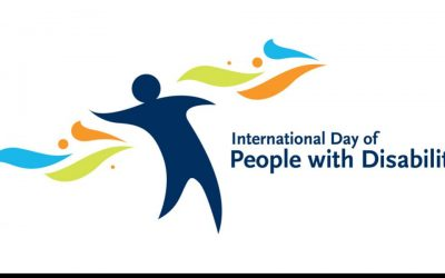 December 3 – International day of people with Disability
